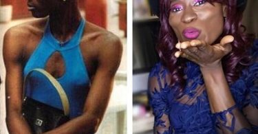 Bisi Alimi joins the 10 years challenge and his photos have got people talking