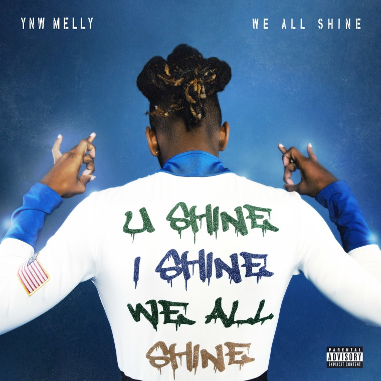 Image result for Ynw Melly – We All Shine