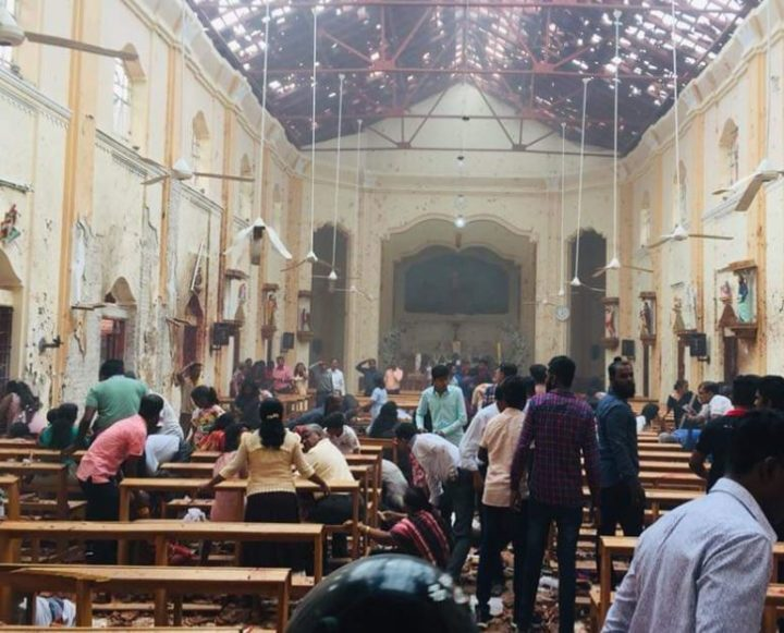 ISIS claims responsibility for Sri Lanka Attack