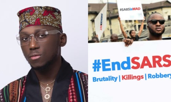 , DJ Spinall slams End SARS online activists, LATEST NIGERIAN NEWS, POLITICS TODAY, CELEBRITY GISTS | UNCLE SURU