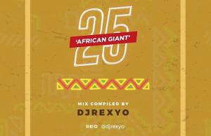 Burna Boy African Giant Mixtape